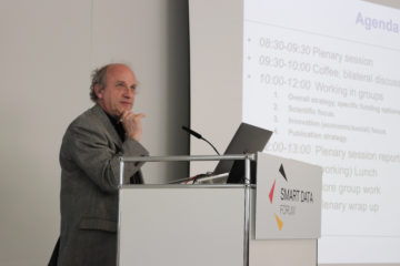 The Humane AI kick-off meeting was held on 11 April 2019 at the CINIQ center in Berlin with all partners attending.