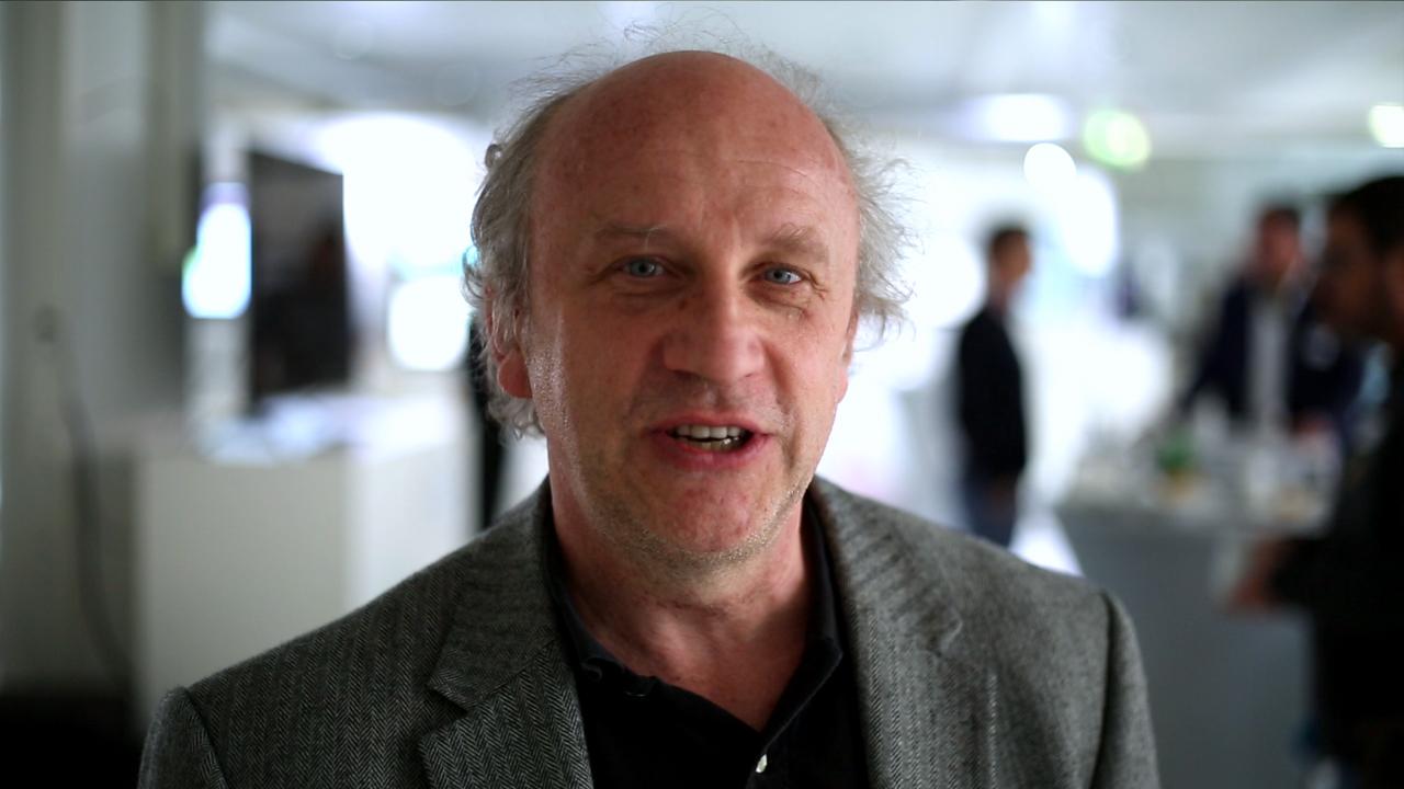 New talk by project leader Paul Lukowicz