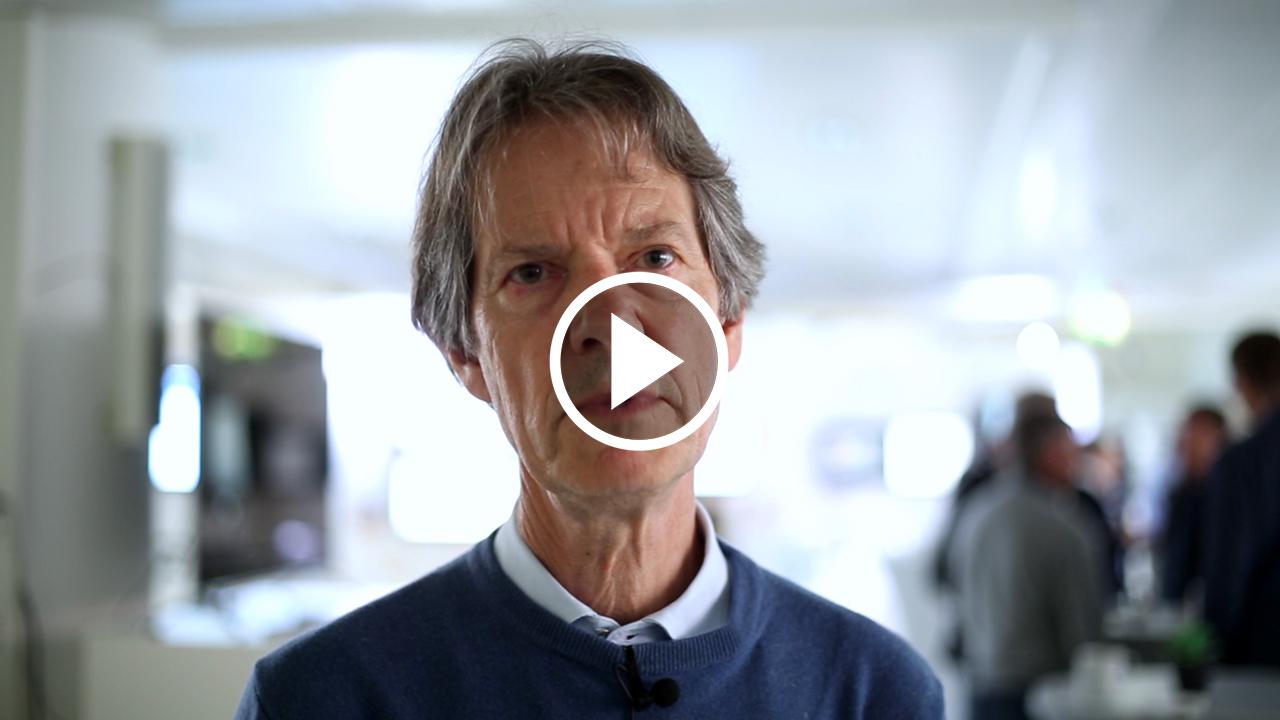 John Shawe-Taylor, University College London, UNESCO Chair in AI