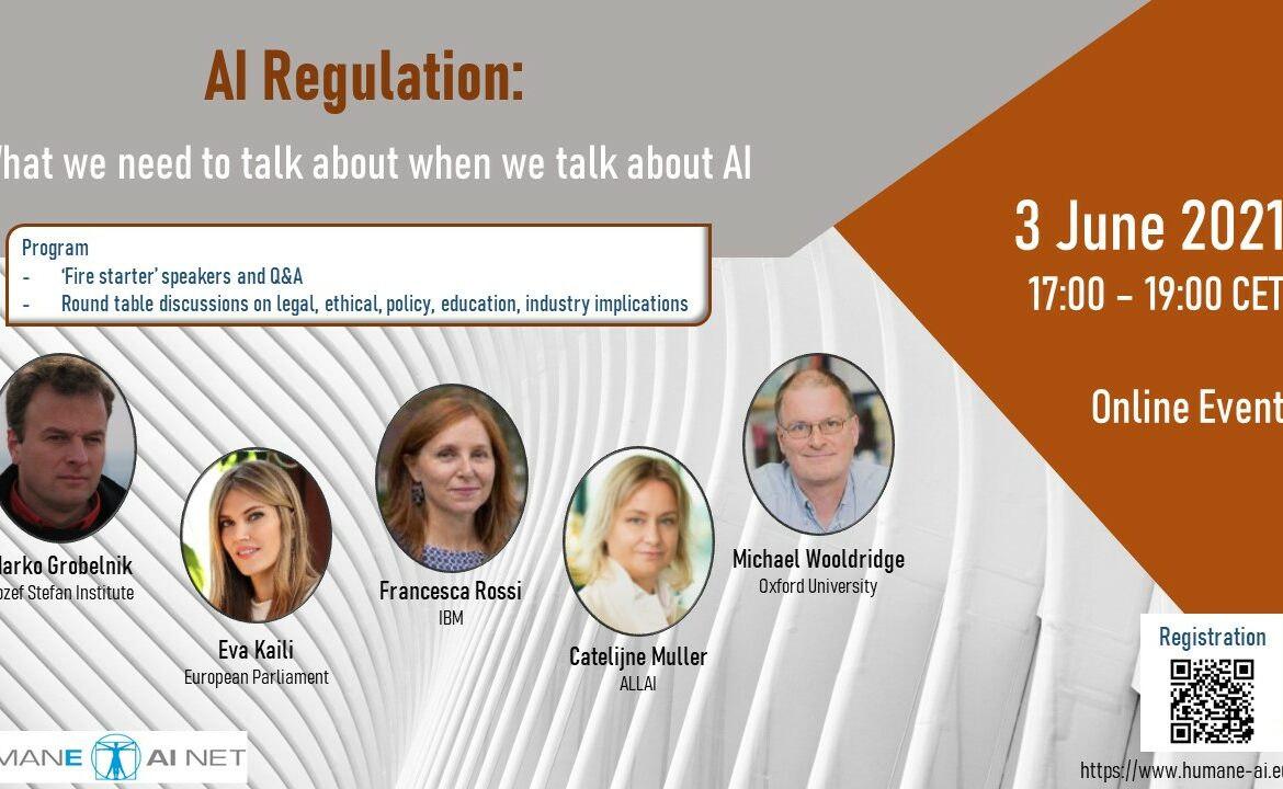 Regulation: What we need to talk about when we talk about AI